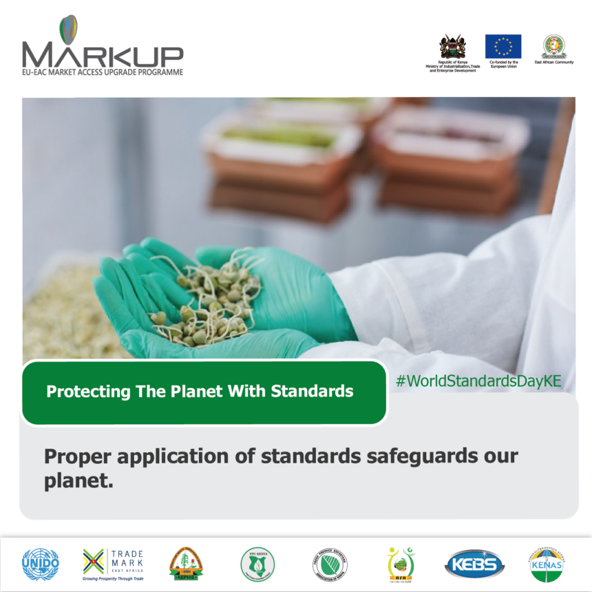 MARKUP joins Partners in Marking World Standards Day