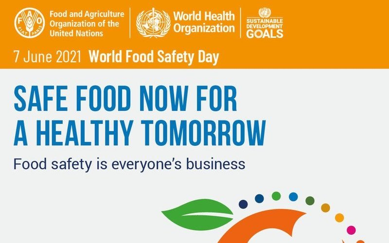 Safe food for a Healthy and Wealthy Nation